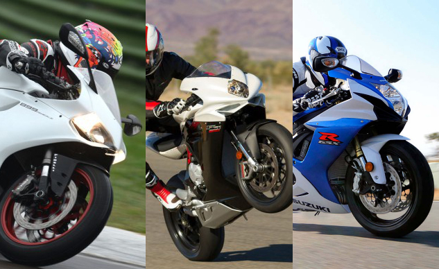 2014 Super Middleweight Sportbike Spec Shootout