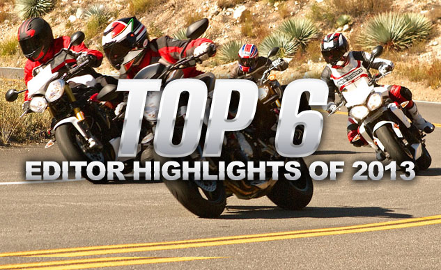 Top 6 Editor Highlights of 2013