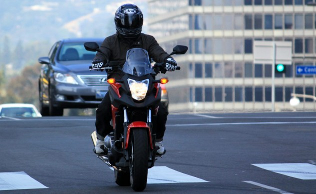 Made for the urban jungle, the NC700X offers a great platform for negotiating the tasks of a daily rider.