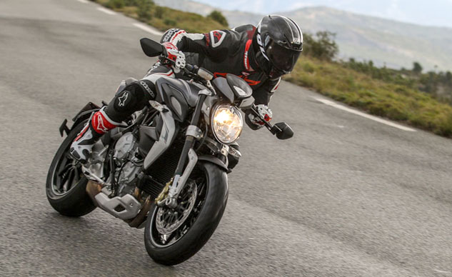 2014 MV Agusta Brutale 800 Dragster Feature