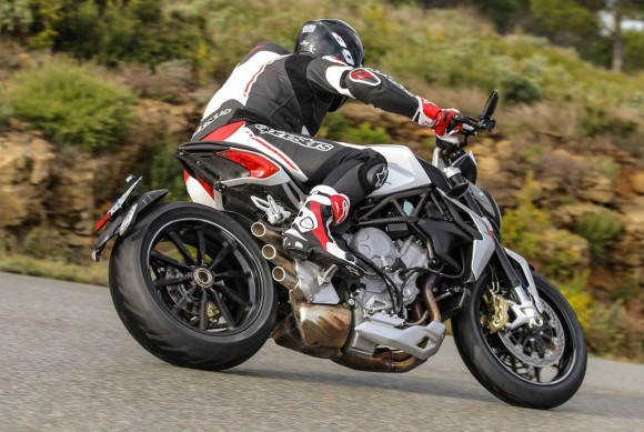 2014 MV Agusta Brutale 800 Dragster Right Side