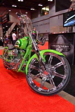 2014-v-twin-expo-Arlen Ness Bike