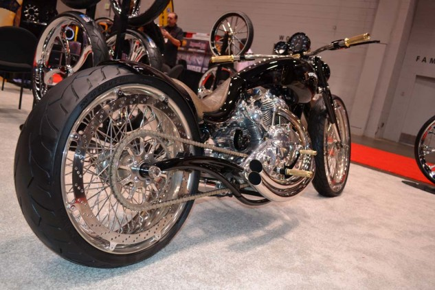 Match Hotch's $300k Biker Build Off