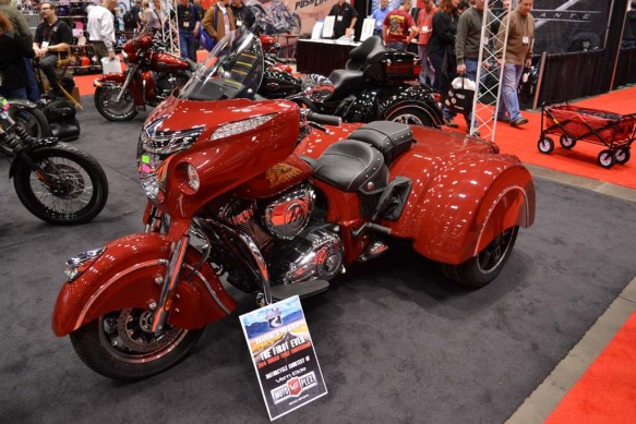 2014-v-twin-expo-roadsmith Indian Trike Kit
