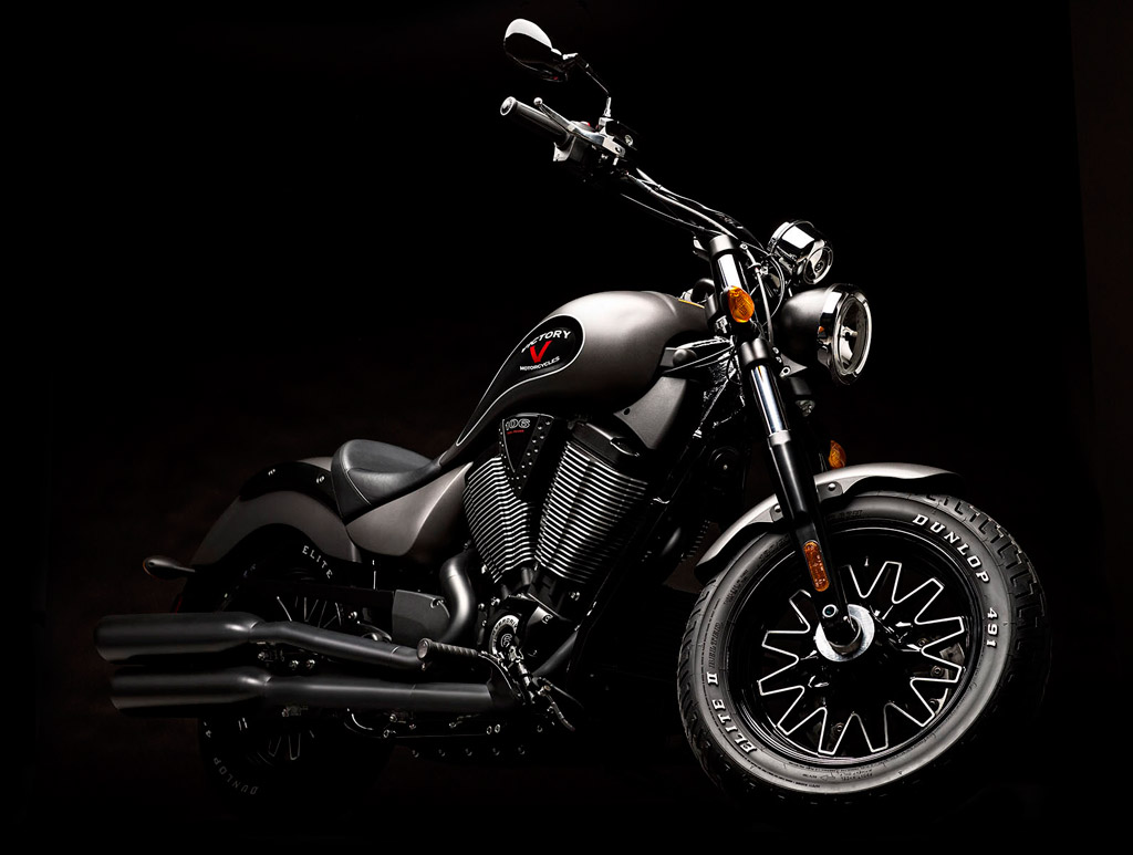 2015 Victory Gunner Unveil Motorcycle Com