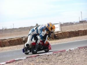 MiniMoto Ashley
