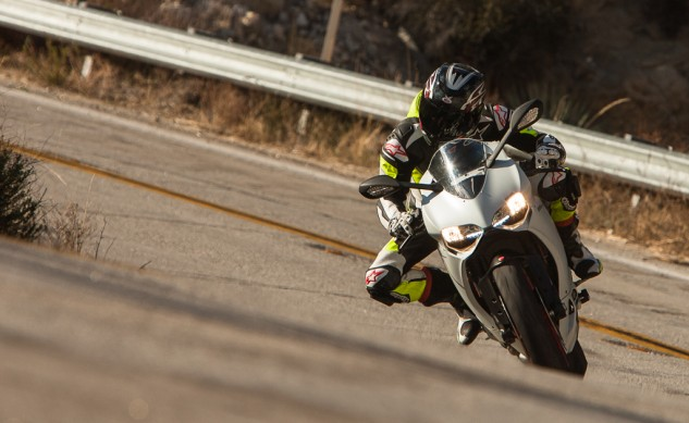 2014 Ducati 899 Panigale Action Street