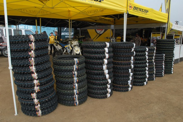 Dunlop Geomax Intro Tires