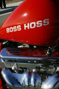 Boss Hoss fuel tank