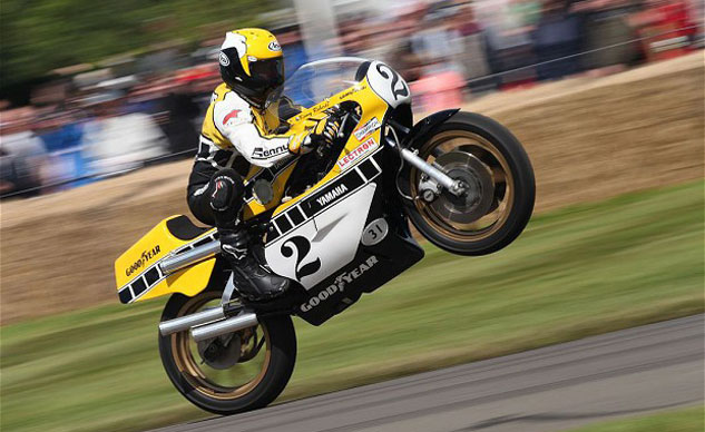 Kenny Roberts Goodwood