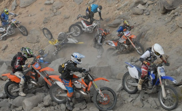 King of the Motos Action