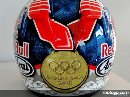Nicky Hayden Gold