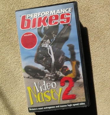 Performance Bikes Video Nasty 2