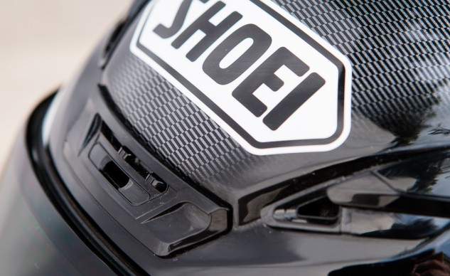 Shoei RF-1200 Forehead Vents