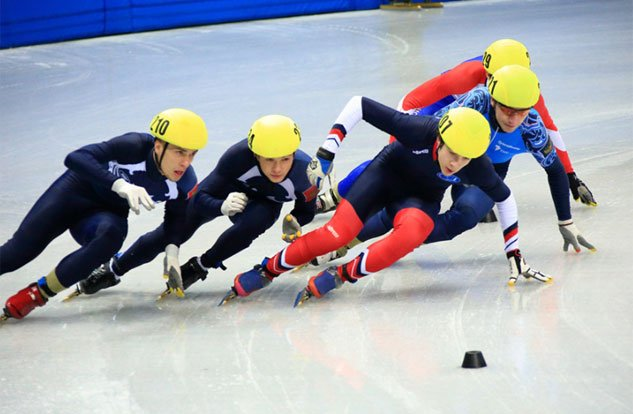 Winter Olympics Short Track