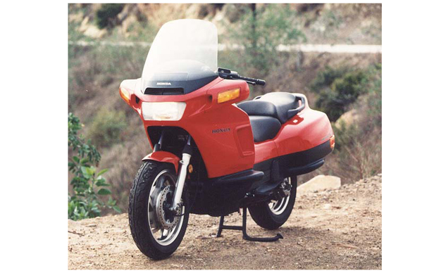 Honda Pacific Coast 800