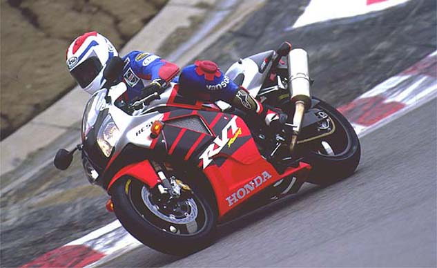 2000 Honda RC51 freddie spencer