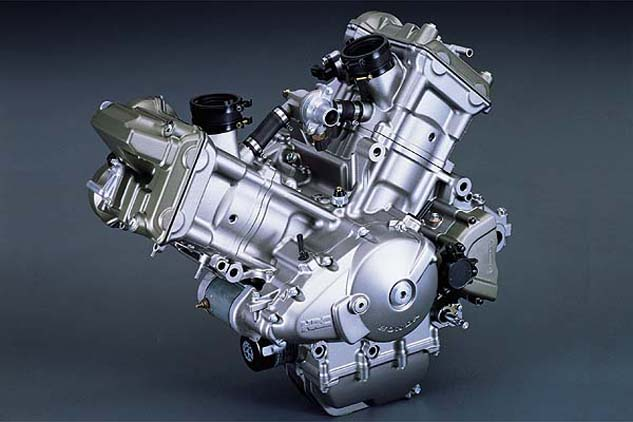 2000 Honda RC51 engine