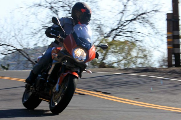 The Mana GT is the sexiest CVT-equipped motorcycle, not that it has much competition.