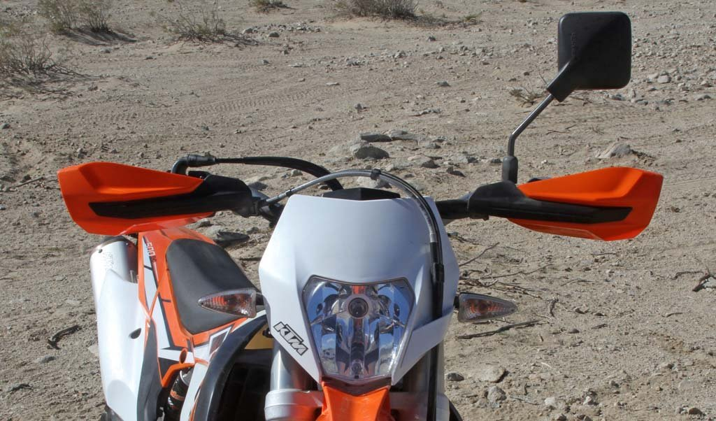 2014 ktm 500 exc headlight
