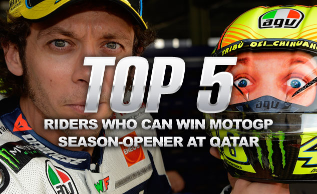 MotoGP Qatar Top 5