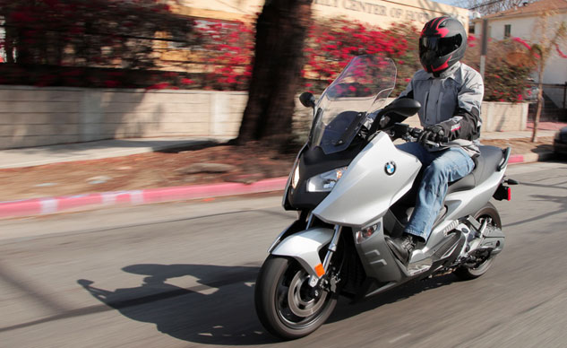 2014 BMW C600 Sport Feature