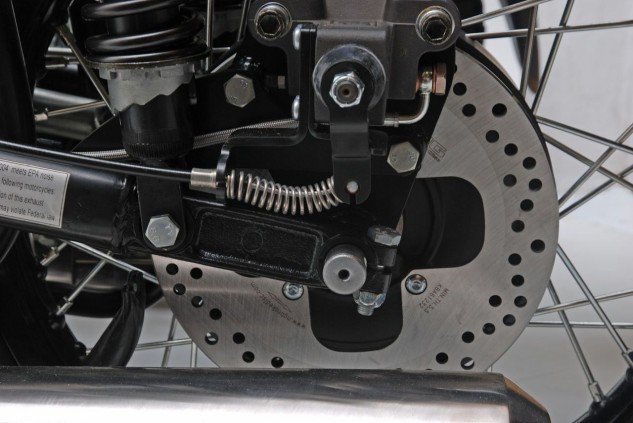 2014 Ural Gear-Up Disc Brakes
