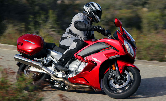 2014 Yamaha FJR1300ES Feature