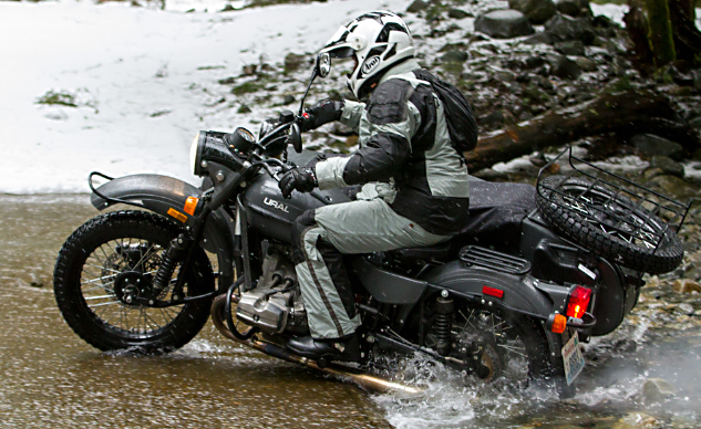 2014 Ural Gear-Up River