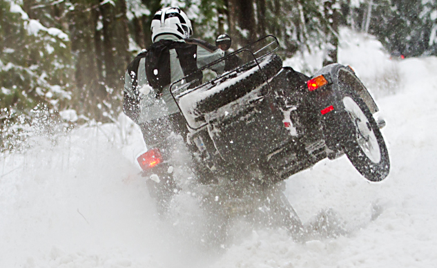 2014 Ural Gear-Up Snow