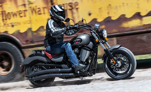 2015 Victory Gunner Review Motorcycle Com