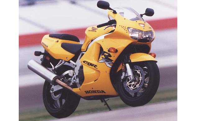 Church Of Mo 1998 Honda Cbr900rr Review