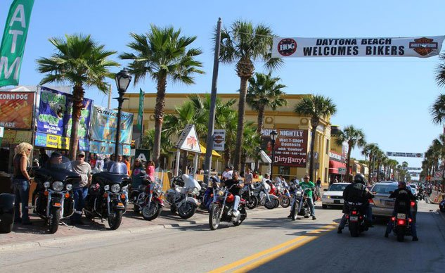 Daytona Bike Week Feature