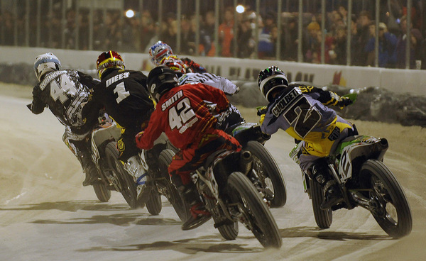Daytona Flat Track Racing