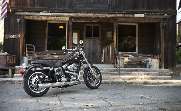 2014 Harley-Davidson Low Rider right beauty