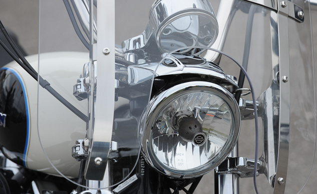 Evans Superlow 1200T headlight