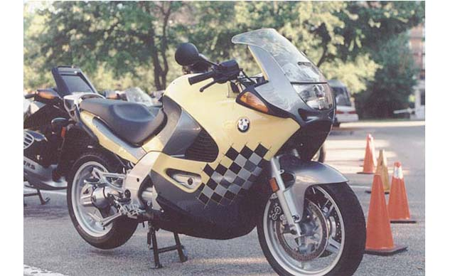 Church Of MO - First Impression: 1998 BMW K1200RS | Motor
