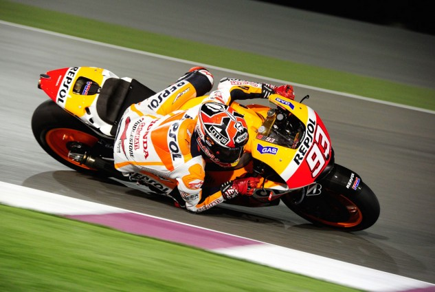 040714-marquez-honda-motogp Photo by GEPA Pictures