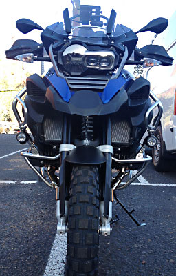 2014 BMW R1200GS Adventure Review – First Ride