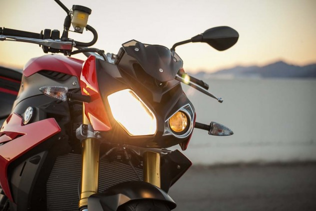 The S1000R's styling is somewhat polarizing but undeniably recognizable.