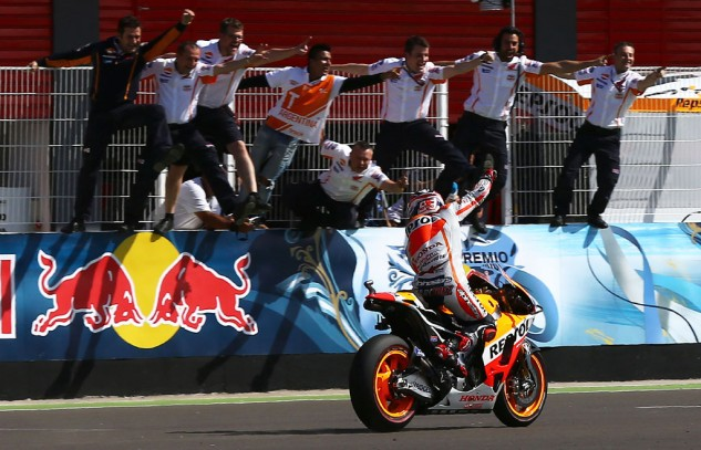 Marc Marquez has started the season with three straight wins and there are little signs of him not being a solid bet to win race #4 in Jerez.