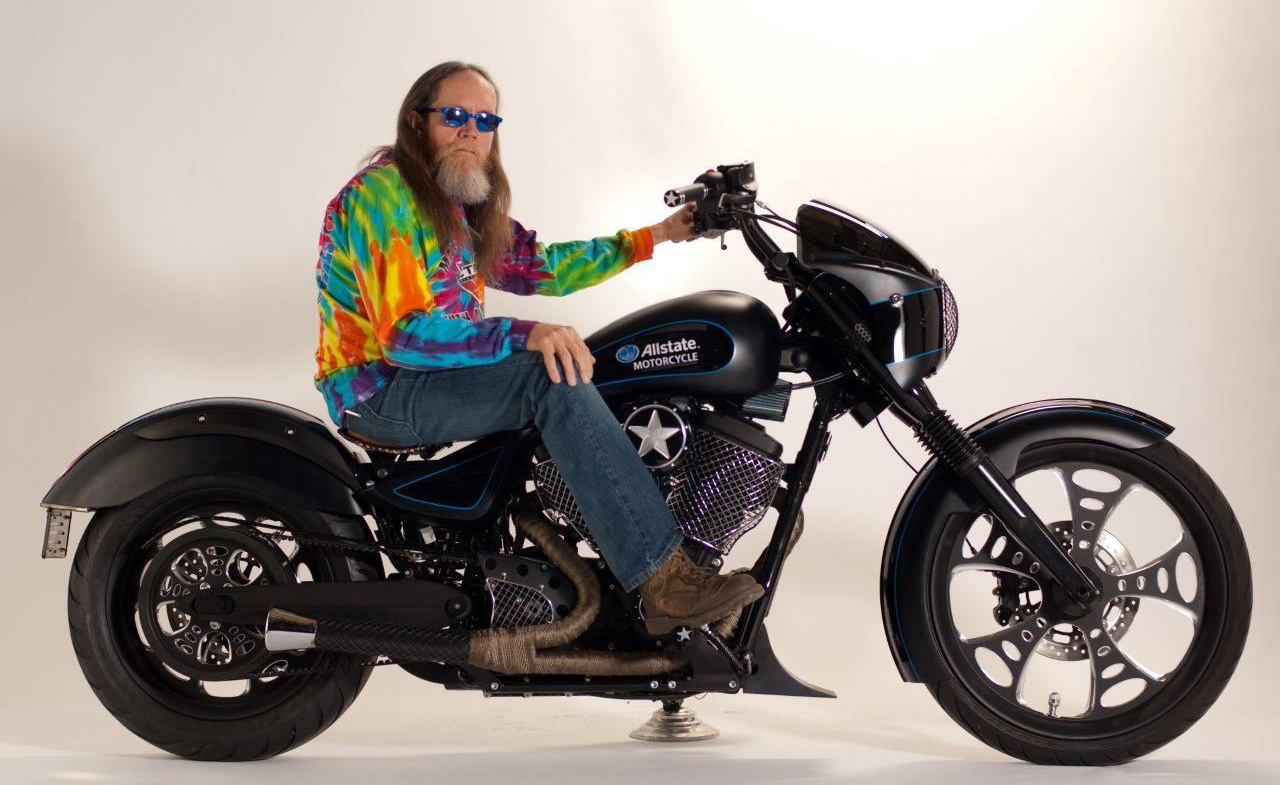 An Interview with Dallas Custom Bike Builder, Rick Fairless