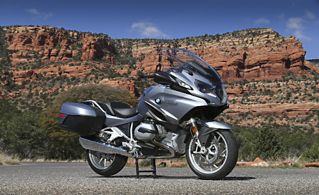 2014 Bmw R1200rt Review First Ride