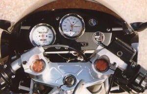 Buell S2 Thunderbolt gauges