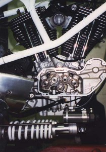Buell S2 Thunderbolt engine
