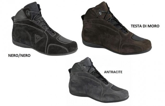 The Vera Cruz shoes are available in three colors: Antracite, Nero, Testa Di Moro (dark brown), and in sizes from 4 to 13. MSRP is $169.99.