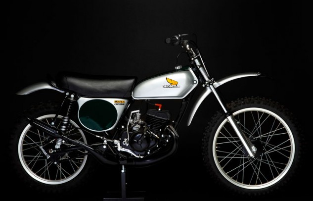 The list of things I would not have done to get my hands on a super-exotic Honda 125 Elsinore in 1974 is short indeed.
