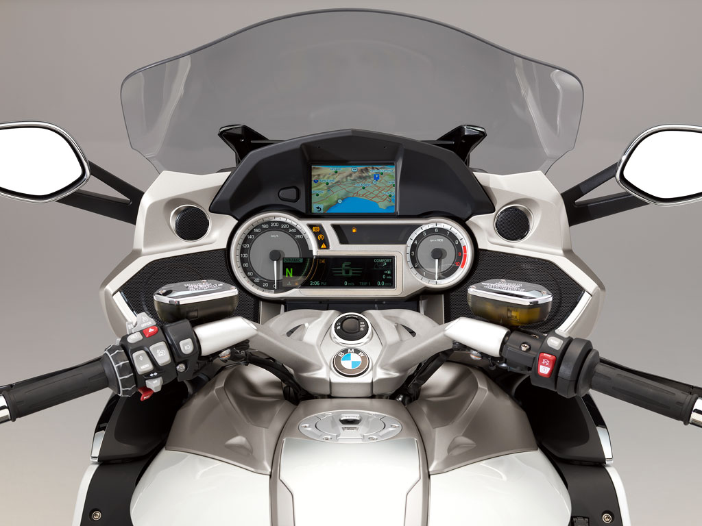 2014 BMW K1600GTL Exclusive Review – First Ride