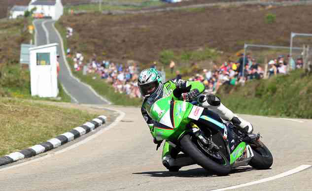 James Hillier Isle of Man TT