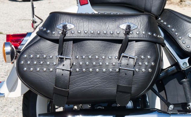 Heritage Softail Classic Saddlebag